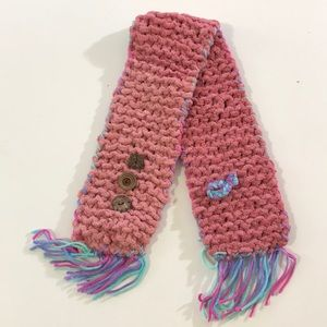 Other - Hand made scarf for kid